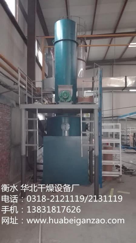 XF系列旋轉閃蒸干燥機